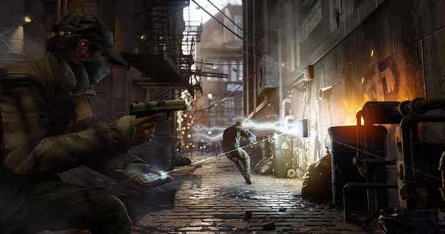 Watch Dogs screenshot 260