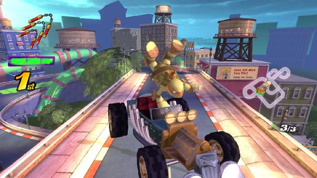 Nickelodeon Kart Racers screenshot 25189
