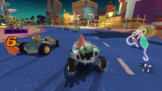 Nickelodeon Kart Racers screenshot 25194