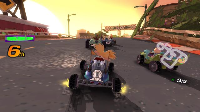Nickelodeon Kart Racers screenshot 25190