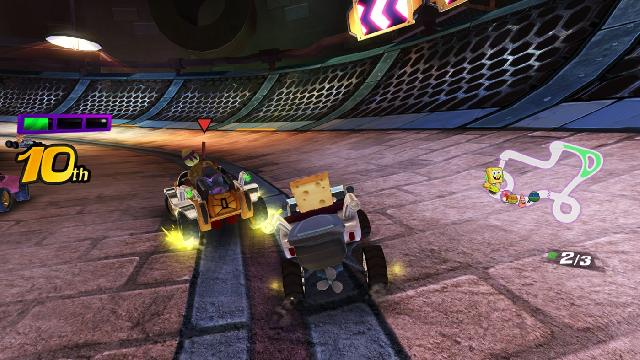 Nickelodeon Kart Racers screenshot 25195