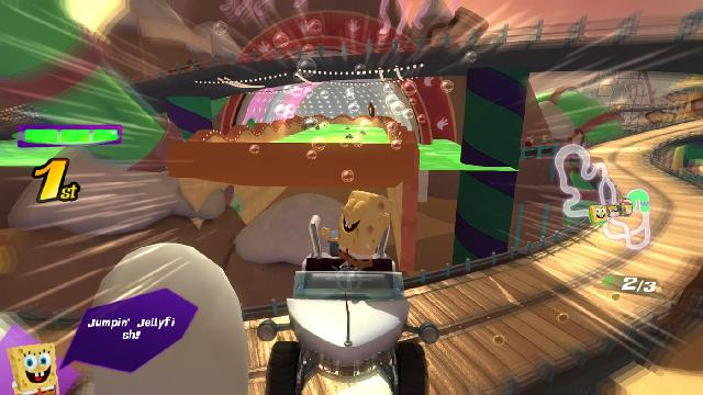 Nickelodeon Kart Racers screenshot 25191