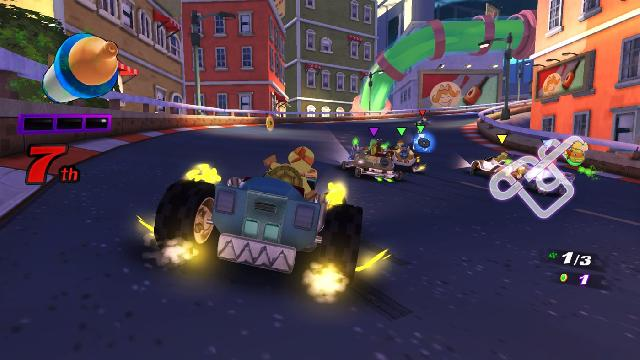 Nickelodeon Kart Racers screenshot 25201