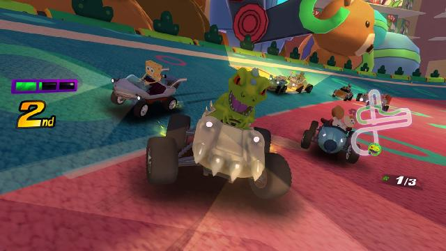 Nickelodeon Kart Racers screenshot 25192