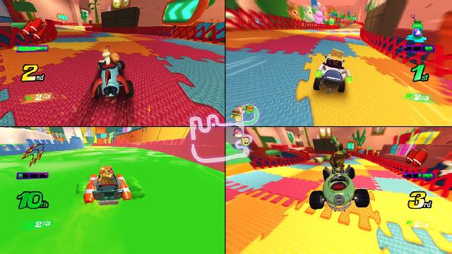 Nickelodeon Kart Racers screenshot 25197