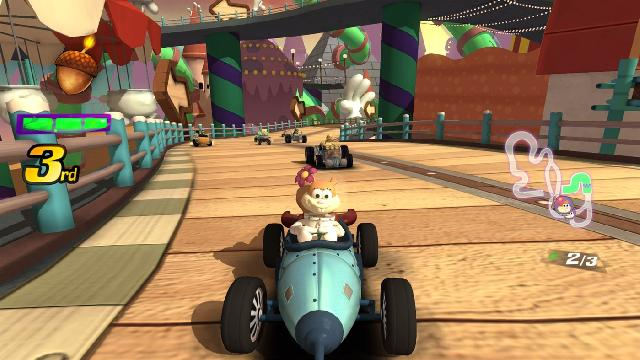 Nickelodeon Kart Racers screenshot 25193