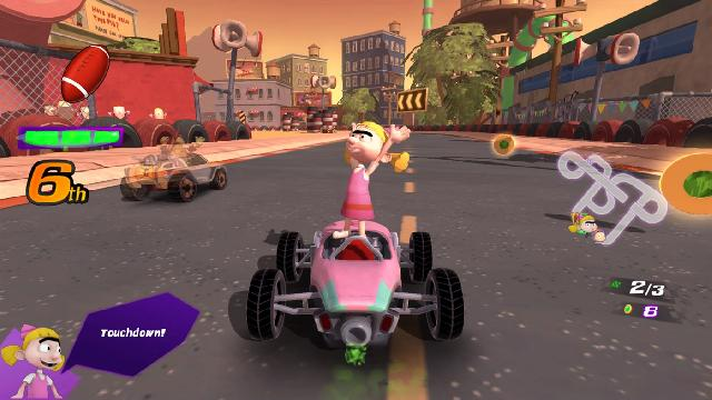 Nickelodeon Kart Racers screenshot 25198