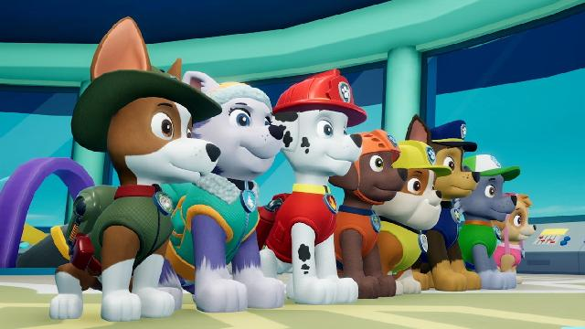Paw Patrol: On a Roll screenshot 25202