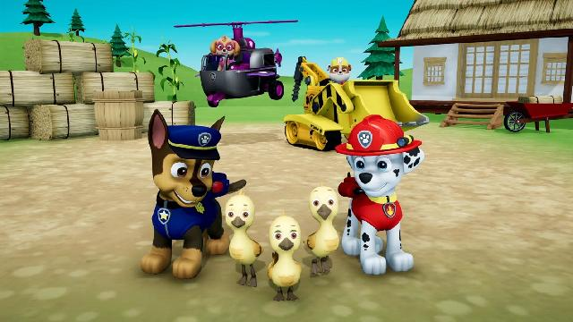 Paw Patrol: On a Roll screenshot 25207