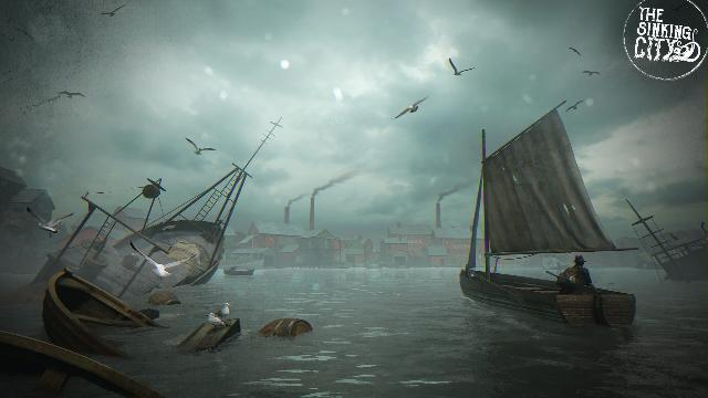 The Sinking City screenshot 19608