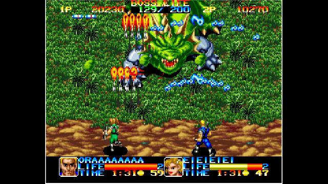 ACA NEOGEO: Ninja Commando screenshot 16839