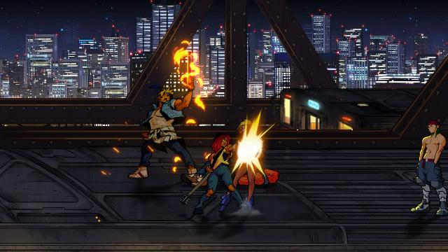 Streets of Rage 4 screenshot 27467