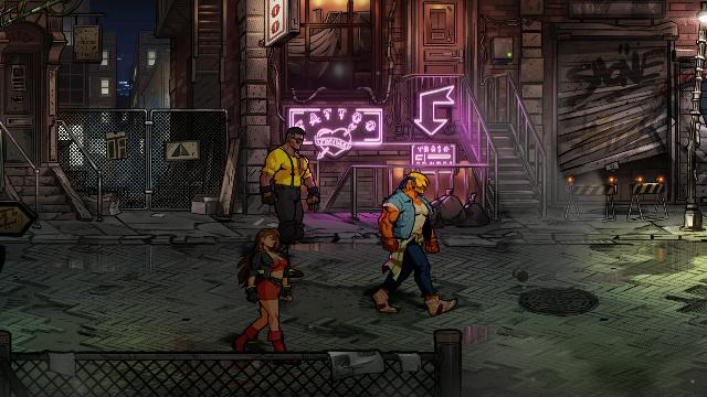 Streets of Rage 4 screenshot 27472