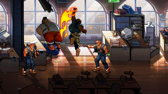 Streets of Rage 4 screenshot 16857