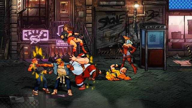 Streets of Rage 4 screenshot 16854