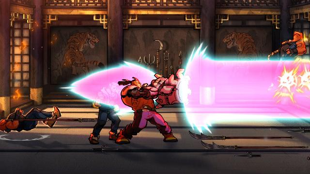 Streets of Rage 4 screenshot 27470