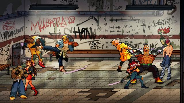 Streets of Rage 4 screenshot 27471