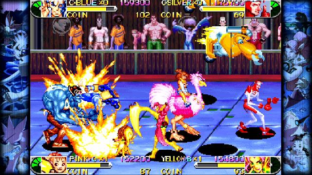 Capcom Beat 'Em Up Bundle screenshot 16901