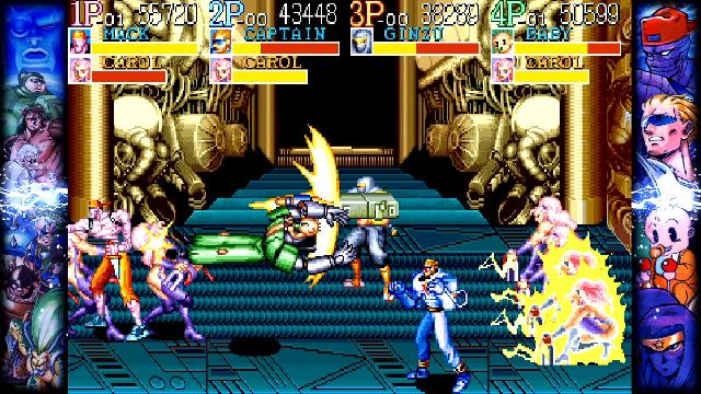 Capcom Beat 'Em Up Bundle screenshot 16906