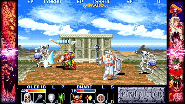 Capcom Beat 'Em Up Bundle screenshot 16916