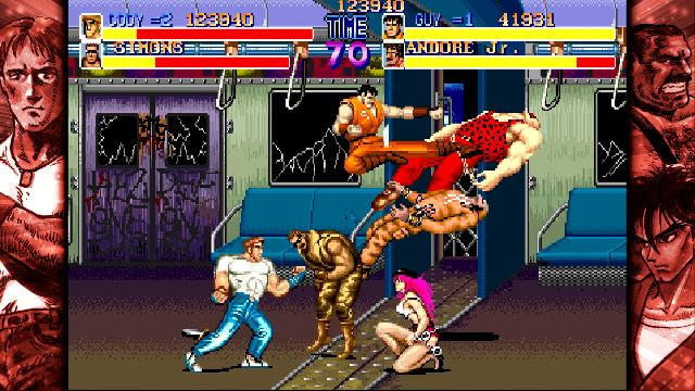 Capcom Beat 'Em Up Bundle screenshot 16907