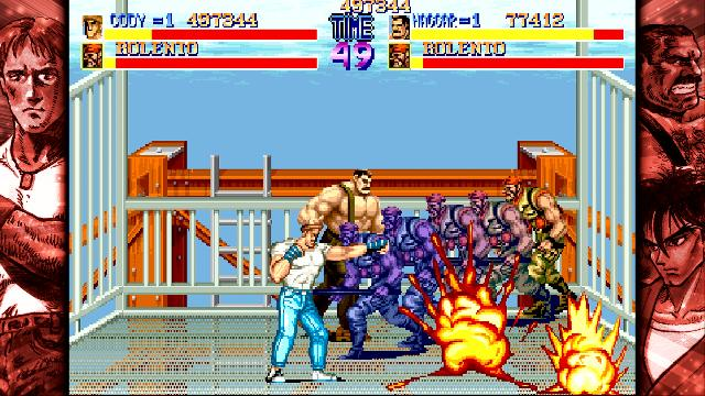 Capcom Beat 'Em Up Bundle screenshot 16908