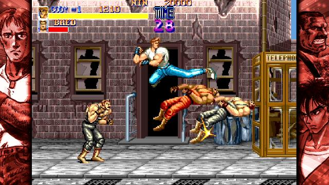 Capcom Beat 'Em Up Bundle screenshot 16909