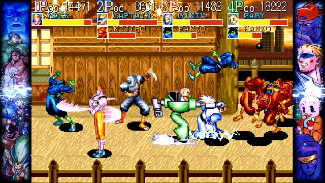 Capcom Beat 'Em Up Bundle screenshot 16905