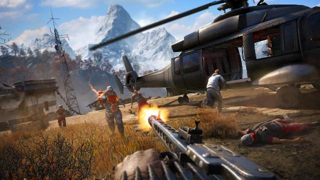 Far Cry 4 - Escape from Durgesh Prison Screenshots, Wallpaper