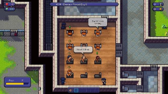 The Escapists Screenshots, Wallpaper