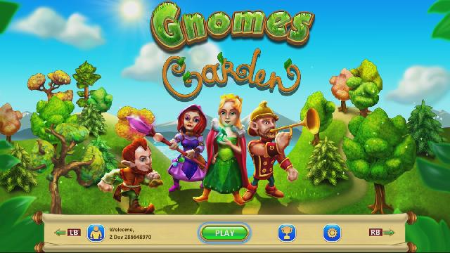 Gnomes Garden Screenshots, Wallpaper