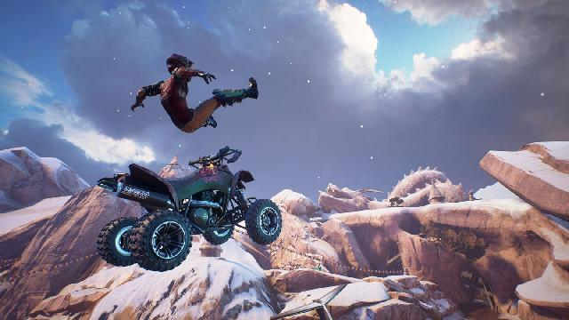 ATV Drift & Tricks: Definitive Edition screenshot 17737