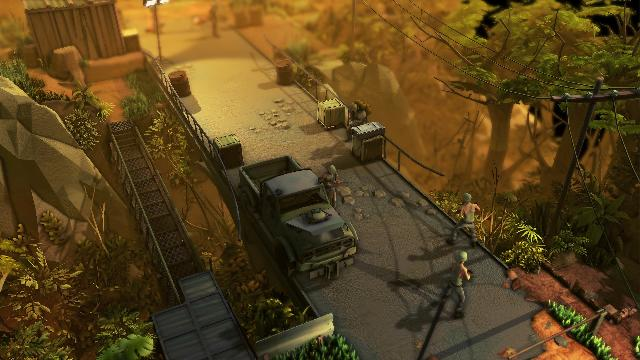 Jagged Alliance: Rage Screenshots, Wallpaper