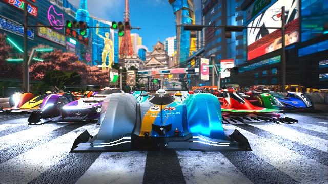 Xenon Racer Screenshots, Wallpaper