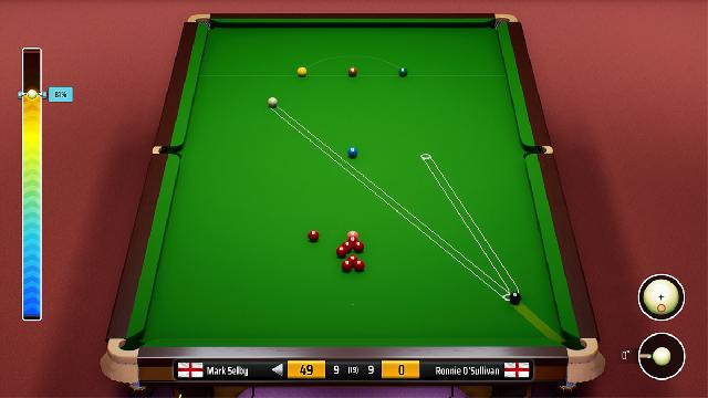 Snooker 19 screenshot 17353