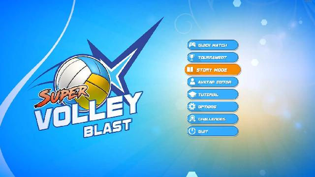 Super Volley Blast Screenshots, Wallpaper