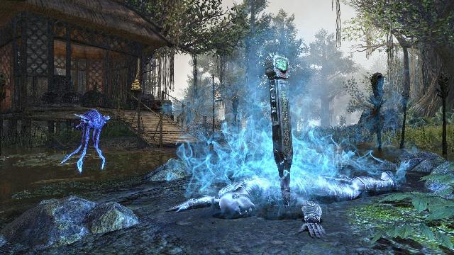 The Elder Scrolls Online: Tamriel Unlimited - Murkmire Screenshots, Wallpaper