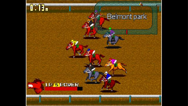 ACA NEOGEO: Stakes Winner 2 Screenshots, Wallpaper