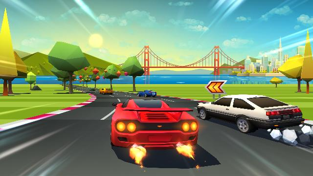 Horizon Chase Turbo screenshot 17701