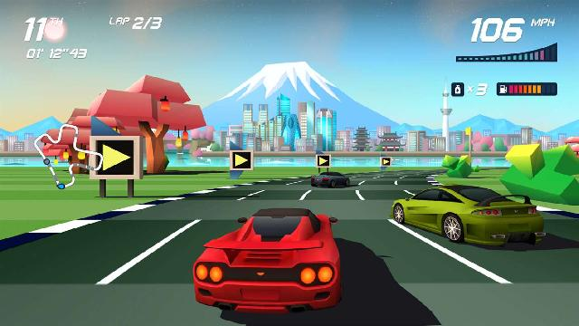 Horizon Chase Turbo screenshot 18713