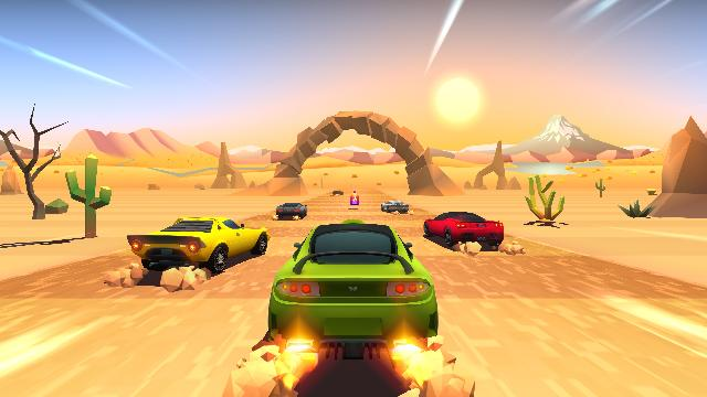 Horizon Chase Turbo screenshot 17702