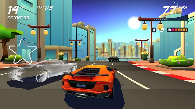 Horizon Chase Turbo screenshot 18714