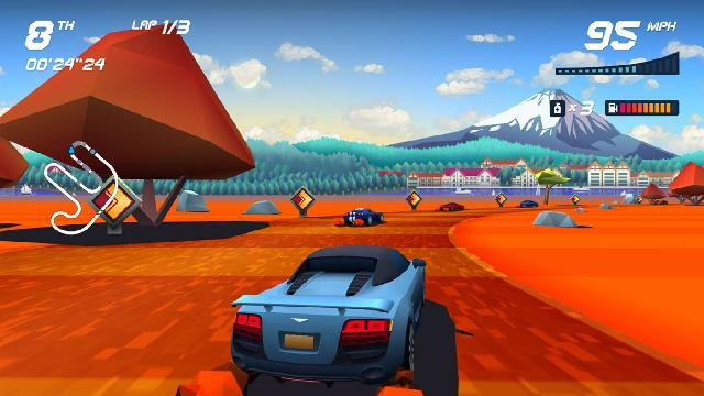 Horizon Chase Turbo screenshot 18719