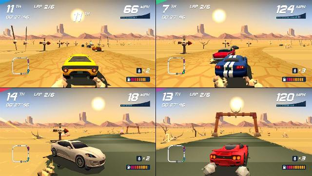 Horizon Chase Turbo screenshot 18721