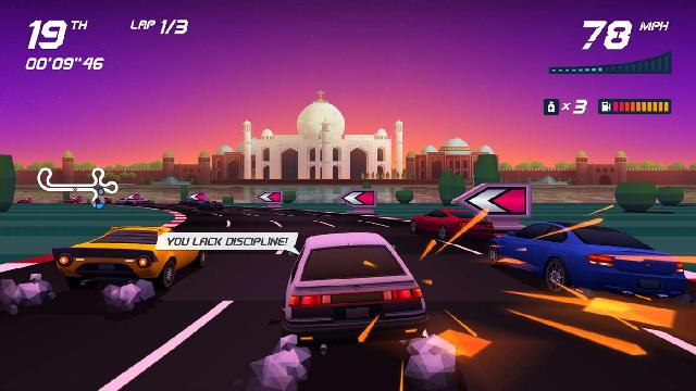 Horizon Chase Turbo screenshot 18717