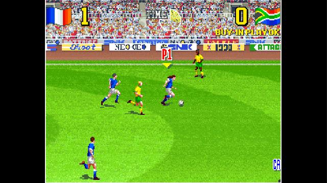 ACA NEOGEO: Neo Geo Cup '98: The Road To The Victory Screenshots, Wallpaper