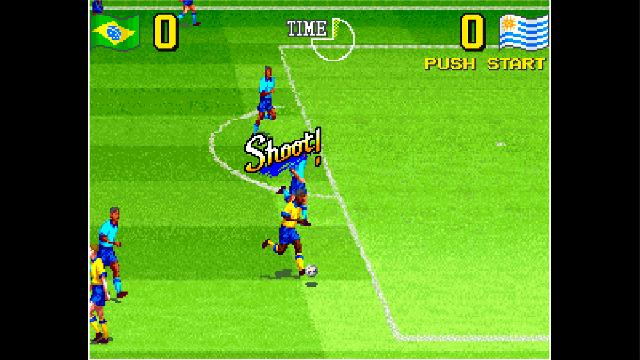 ACA NEOGEO: Neo Geo Cup '98: The Road To The Victory screenshot 17882