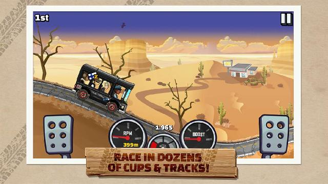 Hill Climb Racing 2 Screenshots, Wallpaper