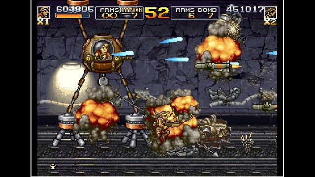 ACA NEOGEO: Metal Slug 5 Screenshots, Wallpaper