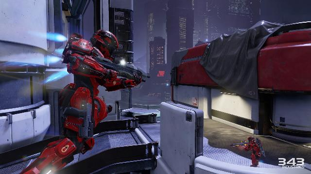 Halo 5: Guardians screenshot 4258